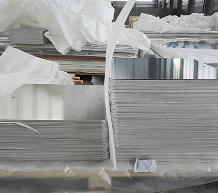 Aluminum Sheets for Airport Terminal Exterior Decoration