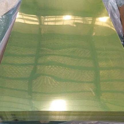 Mirror Finish Aluminum Sheet/Coil